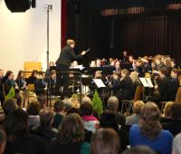 Das Jugendorchester des Blasmusikverbandes Rhein-Neckar