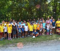 Die Teilnehmer des Ausflugs