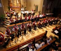 Die Musikkapelle Rauenberg