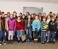 Teilnehmer der D1-Prüfung mit Prüfer und Ausbildern. Foto © Ildiko Olah