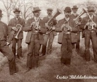 Erstes Bilddokument von 1913