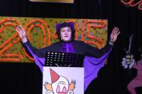 Carsten Wipfler als Fledermaus vom Kirchturm