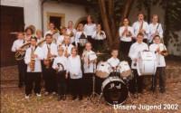 Jugendkapelle von 2002
