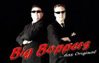 Die Big-Boppers spielen samstags und montags.